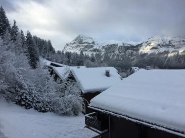 studio front de neige